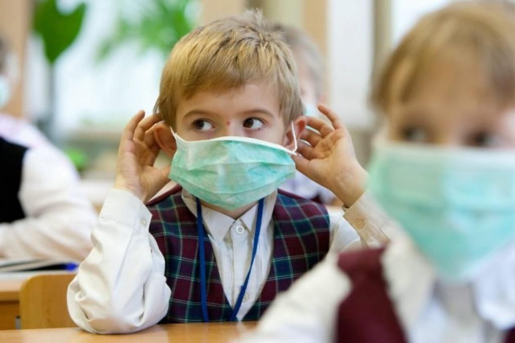 В Курской области из-за гриппа закрываются школы